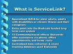 what is servicelink
