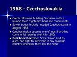 1968 czechoslovakia42