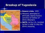 breakup of yugoslavia77