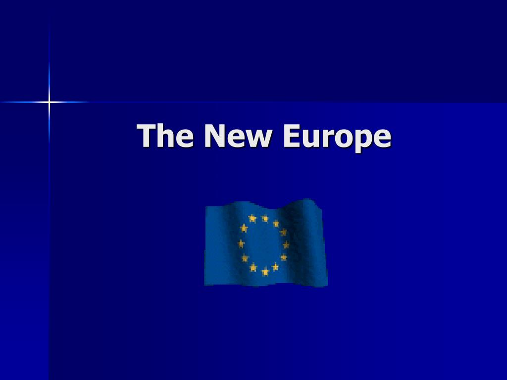 the new europe l.