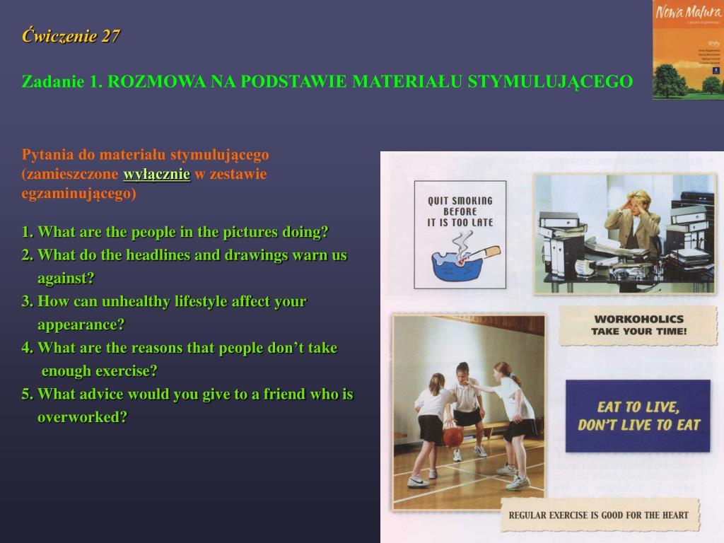Ćwiczenie 27