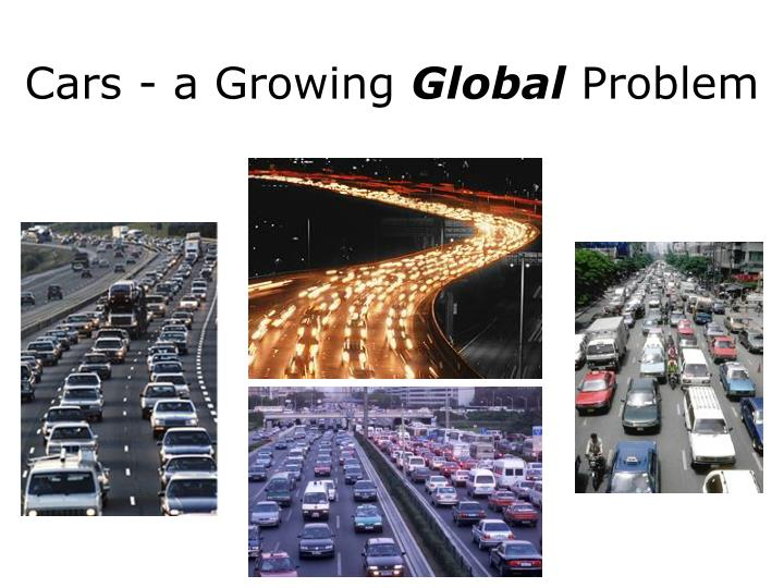Cars - a Growing