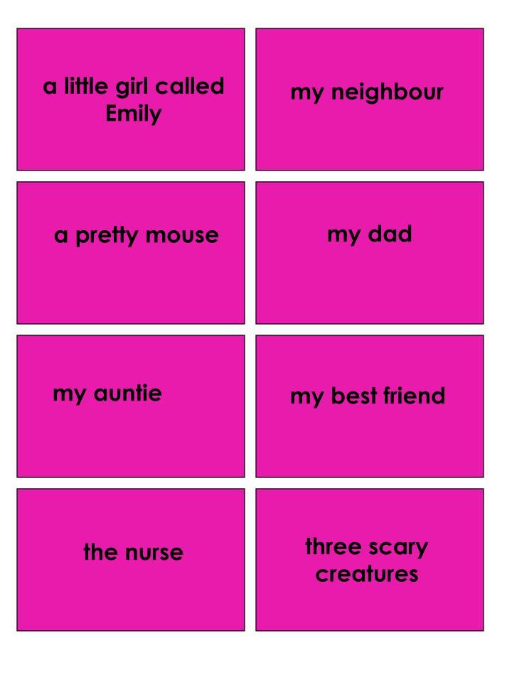 a little girl called Emily