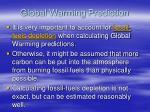 global warming prediction2