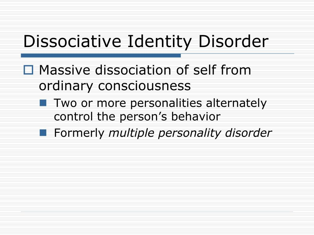 PPT - Psychological Disorders PowerPoint Presentation - ID