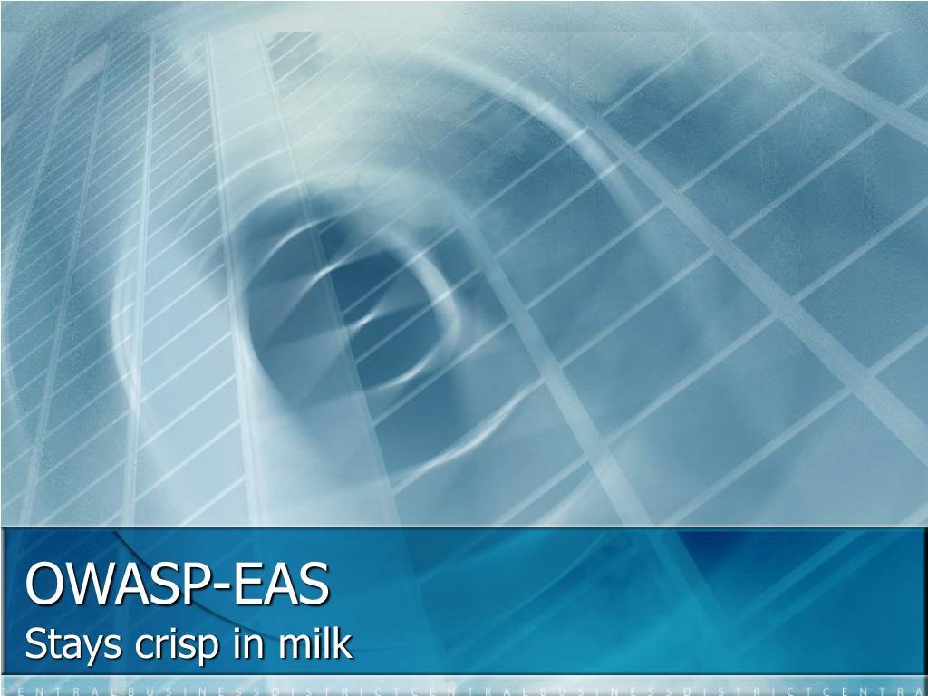 OWASP-EAS
