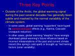three key points3