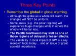 three key points4