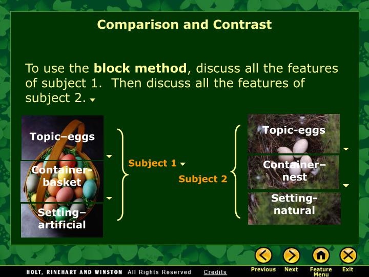 Topic-eggs