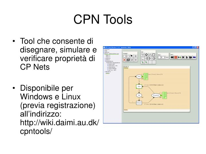 CPN Tools