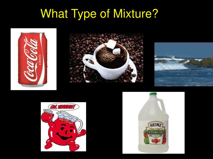 What Type of Mixture?