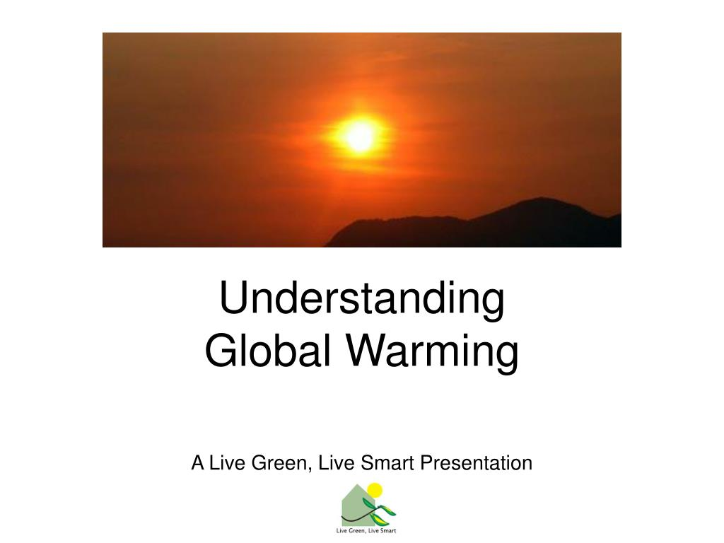 understanding global warming l.