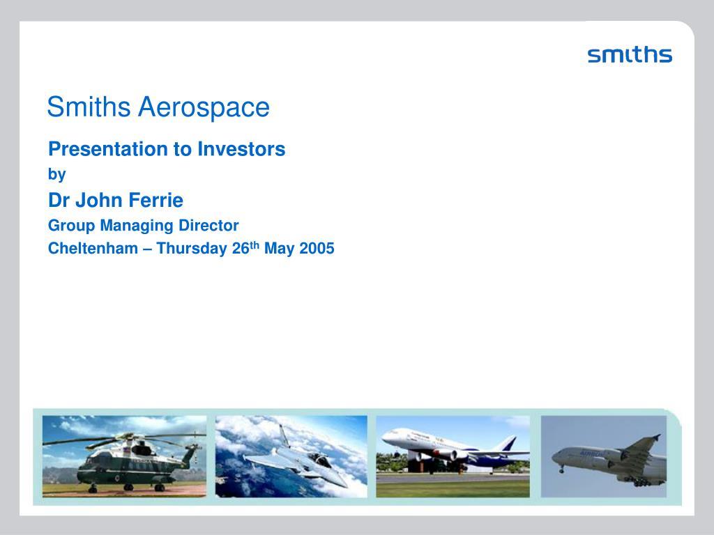 Smiths Aerospace