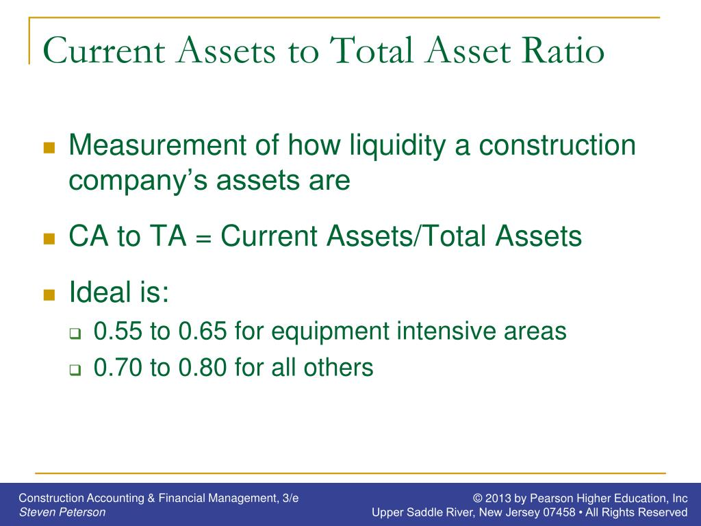 PPT - Construction Accounting and Financial Management