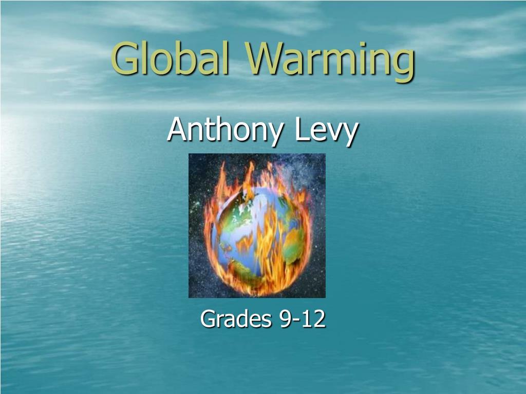 global warming l.