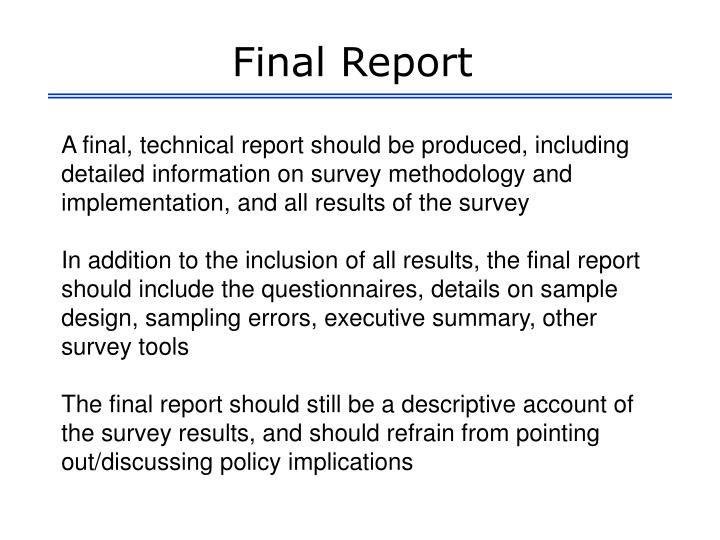 finel report In identifying the recommended agency actions set out in this final report, the forest service also considered the white house's recommendations on usda's draft.