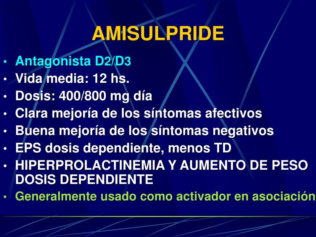 AMISULPRIDE