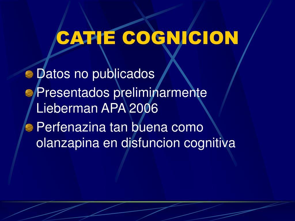 CATIE COGNICION