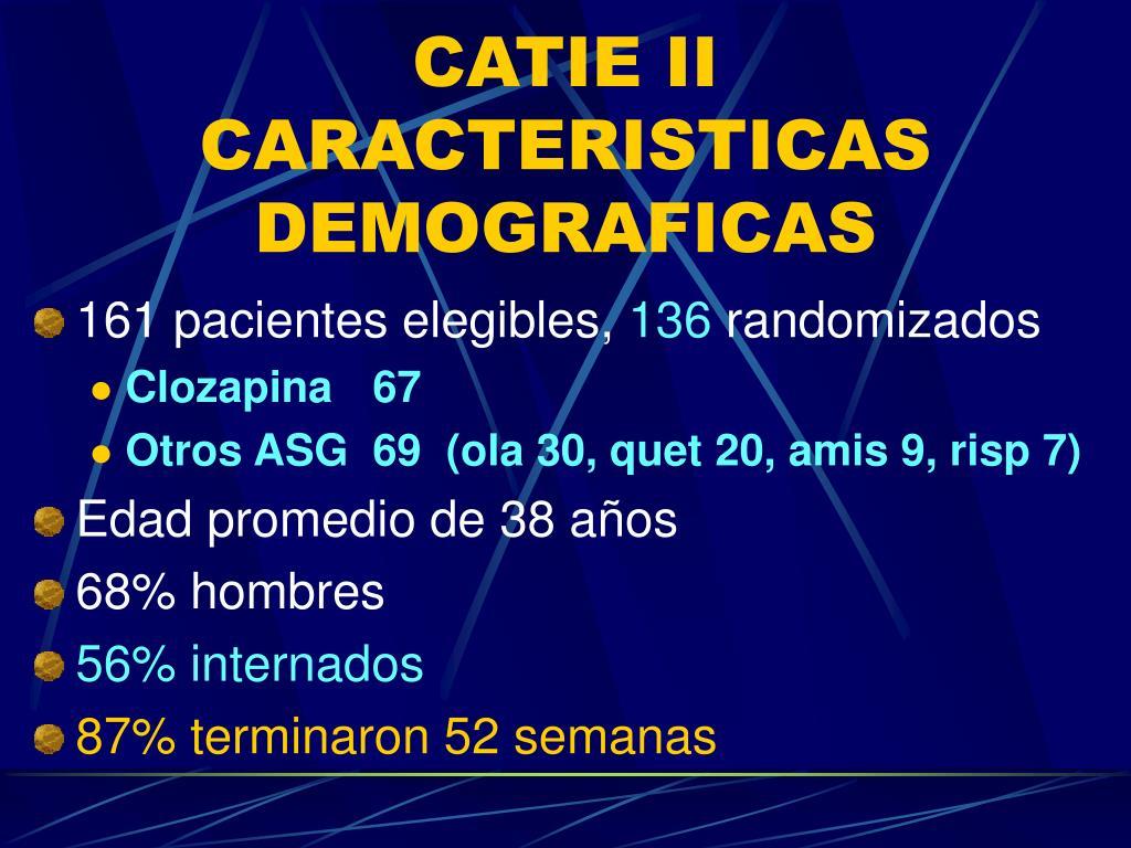 CATIE II