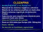 clozapina