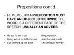 prepositions cont d36