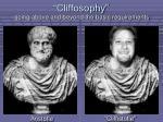 cliffosophy