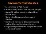 environmental stresses20