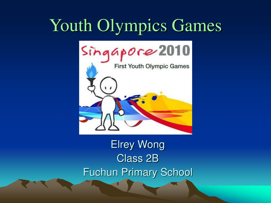 youth olympics games l.