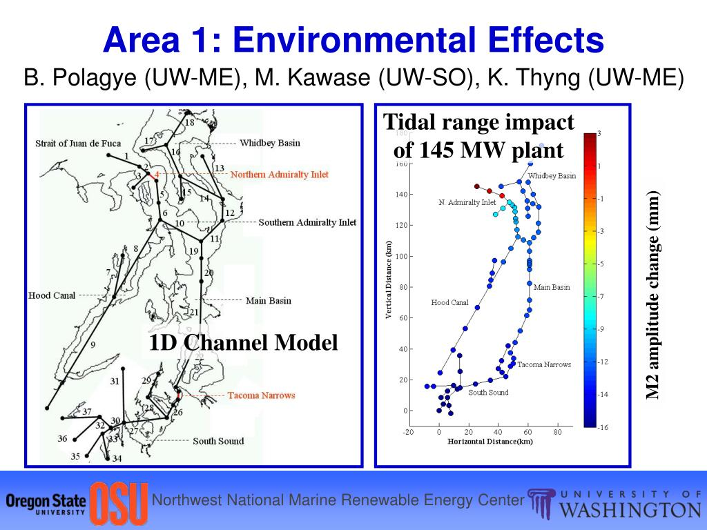 Area 1: Environmental Effects