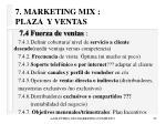 7 marketing mix plaza y ventas45