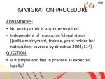 immigration procedure8