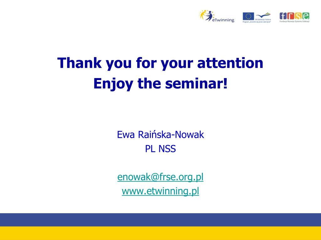 Ppt Etwinning Contact Seminar For Science Teachers Czech