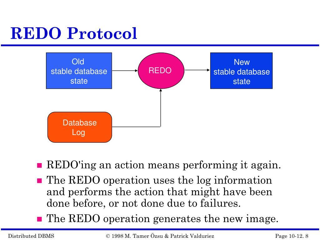REDO Protocol