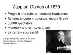 zappian games of 18709