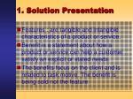 1 solution presentation50