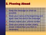 2 phoning ahead29