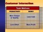 customer interaction41