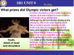 what prizes did olympic victors get