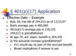 401 a 17 application13