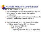 multiple annuity starting dates43