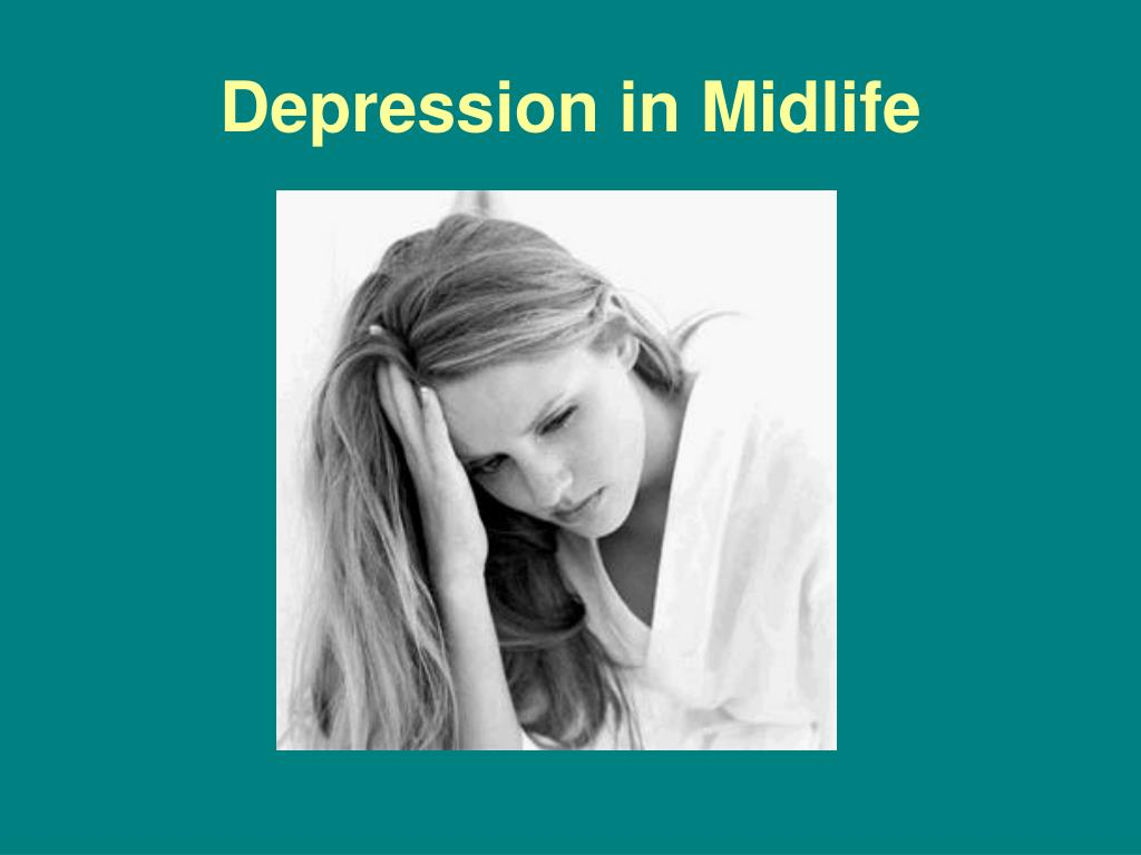 Depression in Midlife