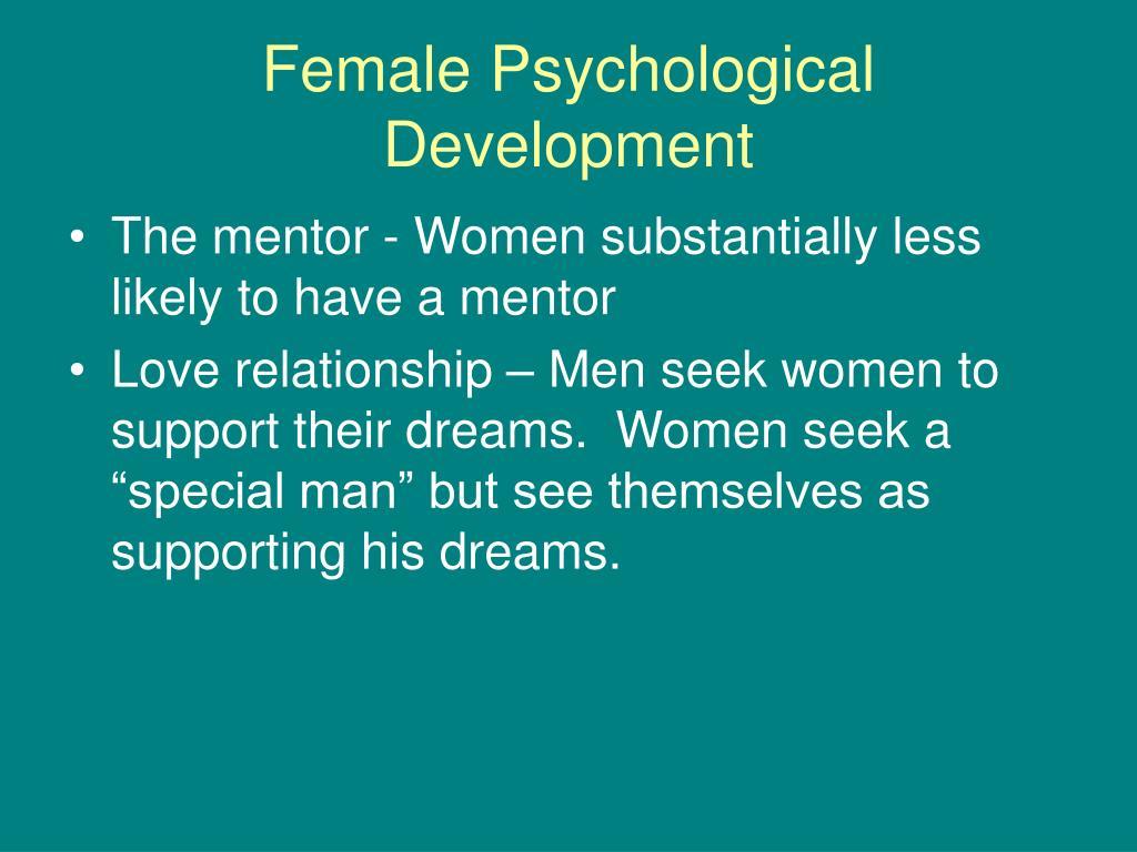 Female Psychological Development