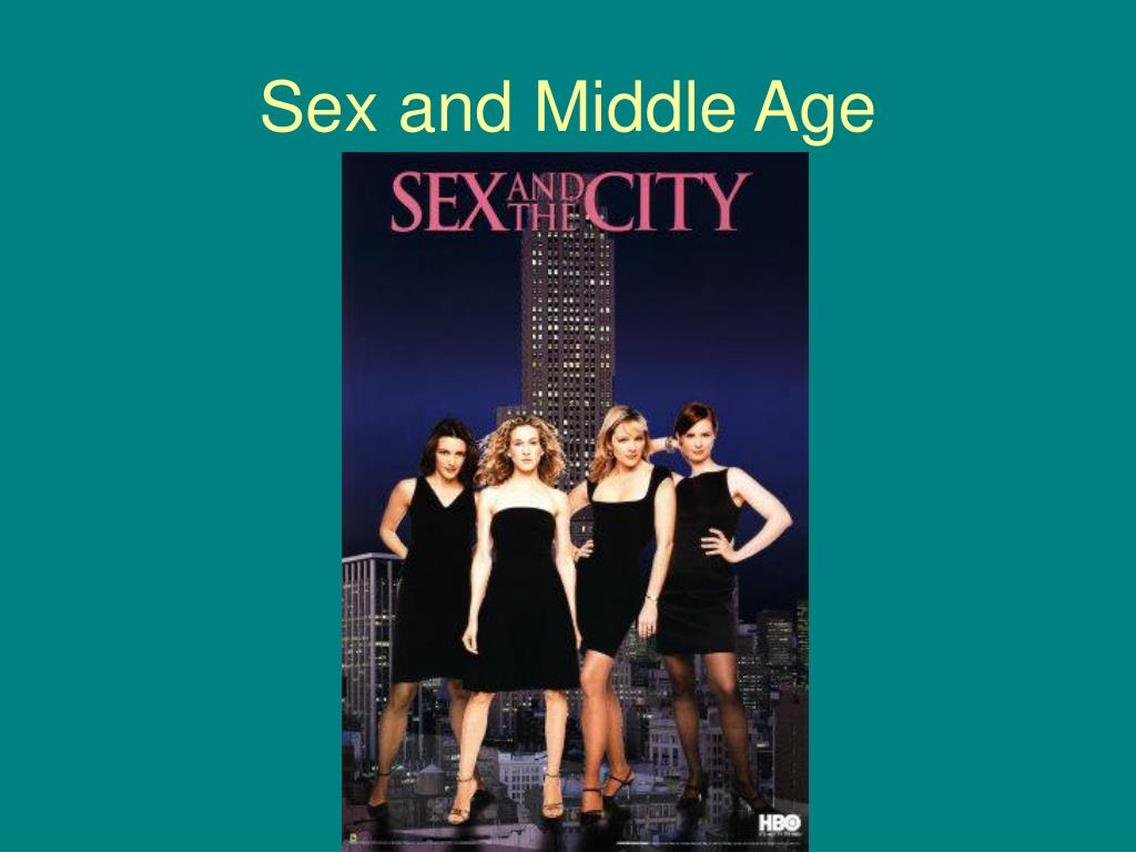 Sex and Middle Age