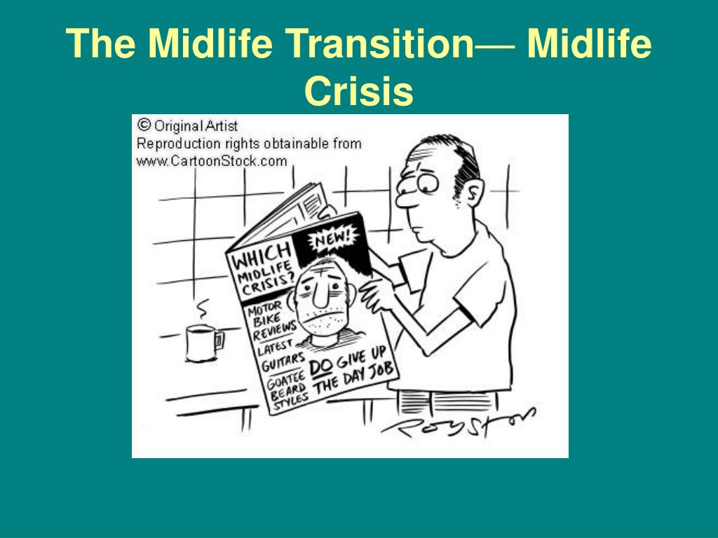 The Midlife Transition