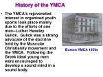 history of the ymca8