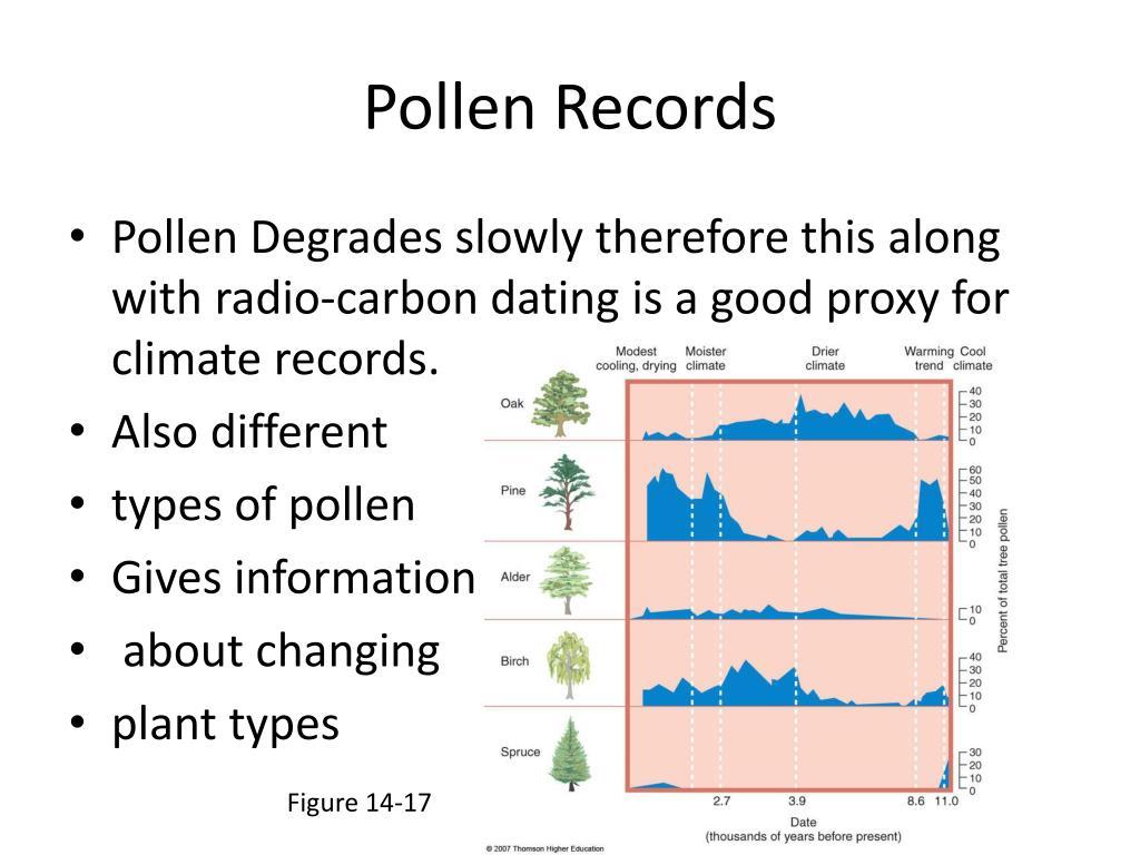 Pollen Records