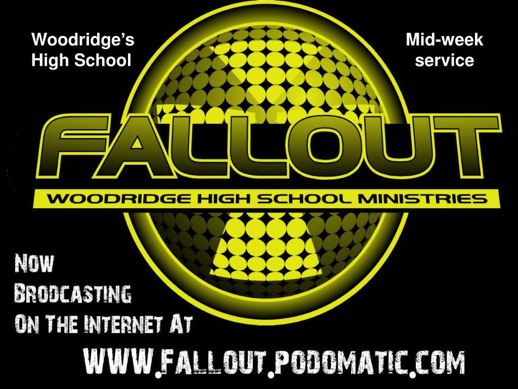 Woodridge'sHigh School