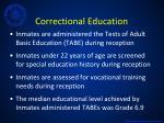 correctional education1