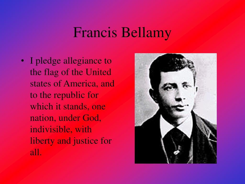 Francis Bellamy