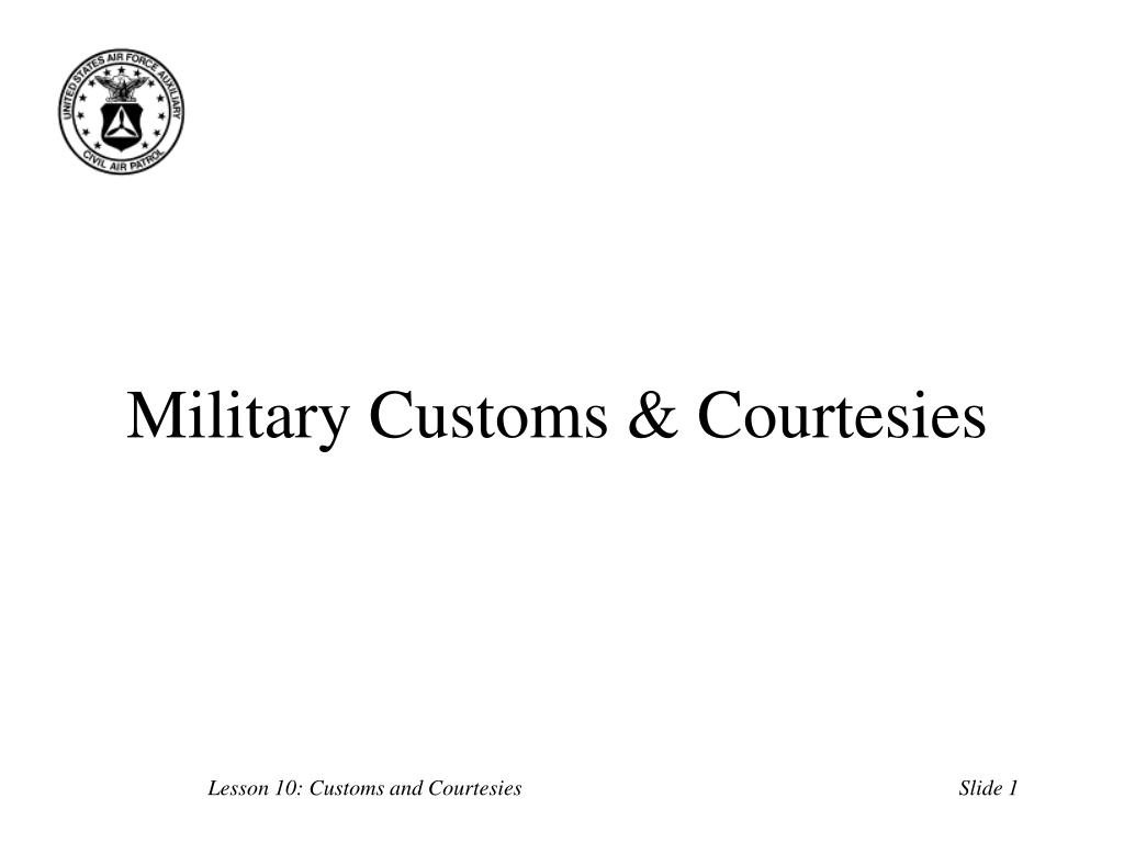 essays on customs and courtesies